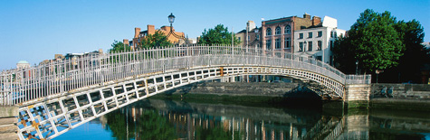Dublin hotel and flight deals