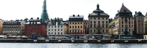 Stockholm hotel and flight deals search with UkNetGuide