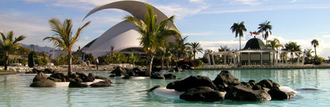 tenerife flights and great hotel deals from UkNetGuide