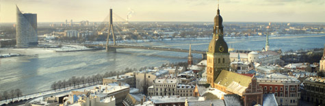Riga hotel deal and flight offers